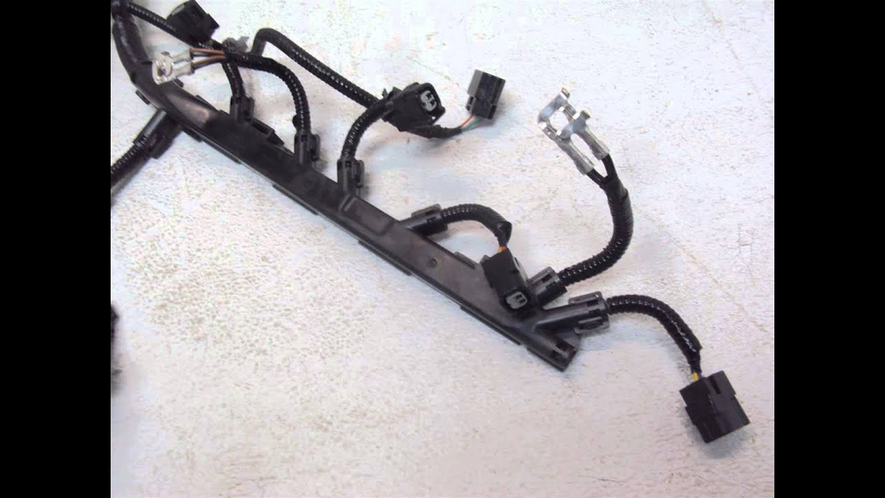 2012 Honda Civic Wiring Harness Starting Know About Diagram Engine Cr V Wire 32110 R5a A50 Ahparts Com Used Rh Youtube