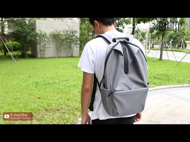 77fcb07ab054 Xiaomi 20L Leisure Backpack -  22.72 Free Shipping