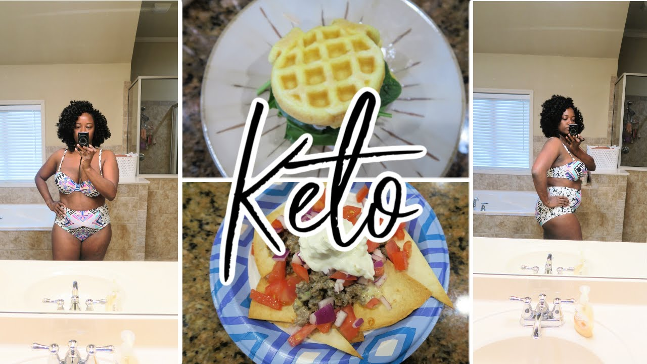 What I eat in a Week - Keto Weight Loss Results after 2 WEEKS!