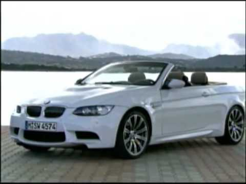 2009 BMW M3 Convertible  YouTube