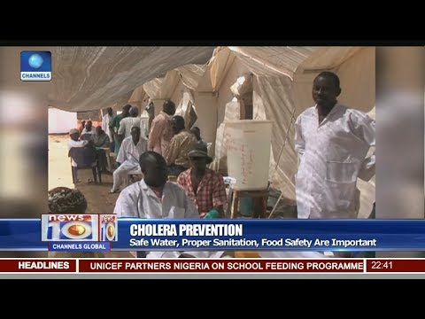 News@10: Experts Analyse Steps To Prevent Cholera 10/06/17 Pt.3
