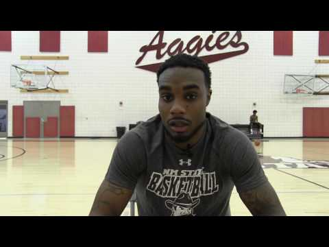 One-on-One Interview with NMSU Guard Ian Baker