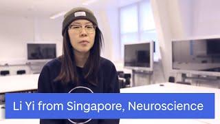 University Of Dundee | Neuroscience | Li Yi's Story