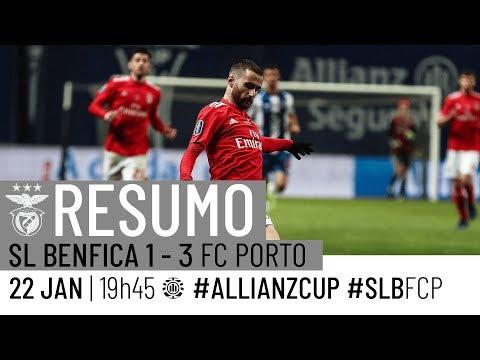 HIGHLIGHTS: SL Benfica 1-3 FC Porto