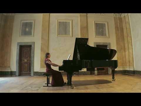 Paderewski - Menuet / Justyna Danczowska - piano