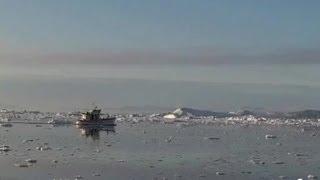 Tourisme au Groenland