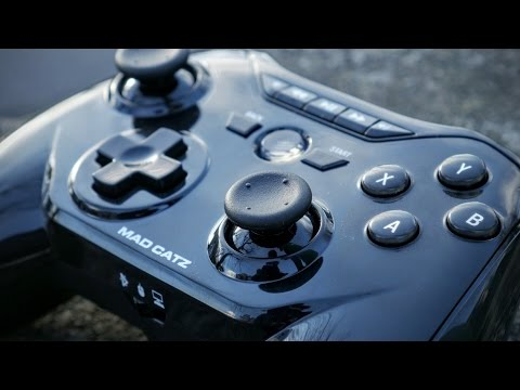 Best Android Game Controller? Mad Catz CTRLR Review!