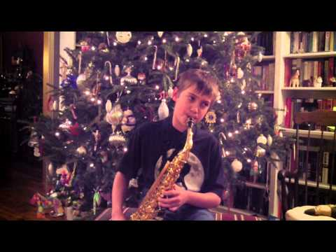 """Cole Plays """" Believer"""" By American Authors On Alto Saxophone."""