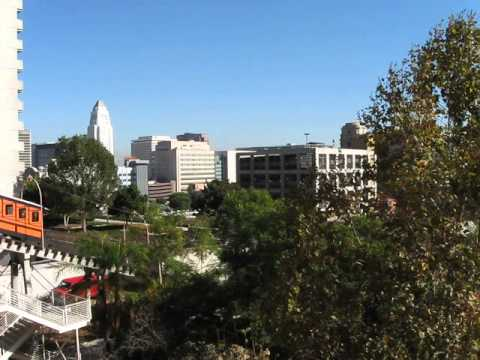 Travel: California Plaza Downtown Los Angeles