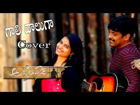 Gaali Vaaluga Cover Song vinay babu   ...