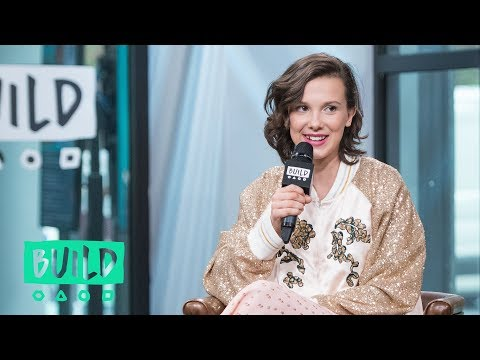 "Millie Bobby Brown Discusses ""Stranger Things 2"""