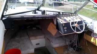 Boat Restoration: 1976 Sea Ray - INTERIOR PREVIEW