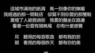 動力火車 - 忠孝東路走九遍(歌詞版)