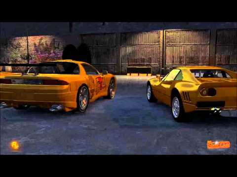 【GTA IV】 The Mitsubishi GTO (3000GT) To Ferrari 280 GTO