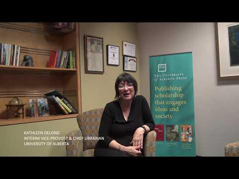 UAlberta Press Joins UAlberta Libraries in 2017