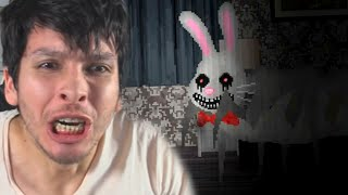 FINAL DEFINITIVO: ESCAPÉ DE MI PELUCHE CREEPY !! OMG - Mr. Hopp's Playhouse