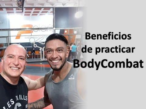Beneficios de practicar BODYCOMBAT │ProgramaCódigo73