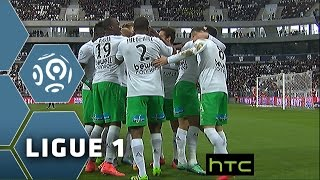 But Oussama TANNANE (7') / Girondins de Bordeaux - AS Saint-Etienne (1-4) -  / 2015-16