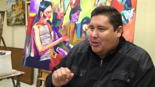 Brent Learned: Oklahoma Native Artists Interview Series