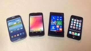 Que celular inteligente comprar en el 2013 - What Smartphone buy in 2013