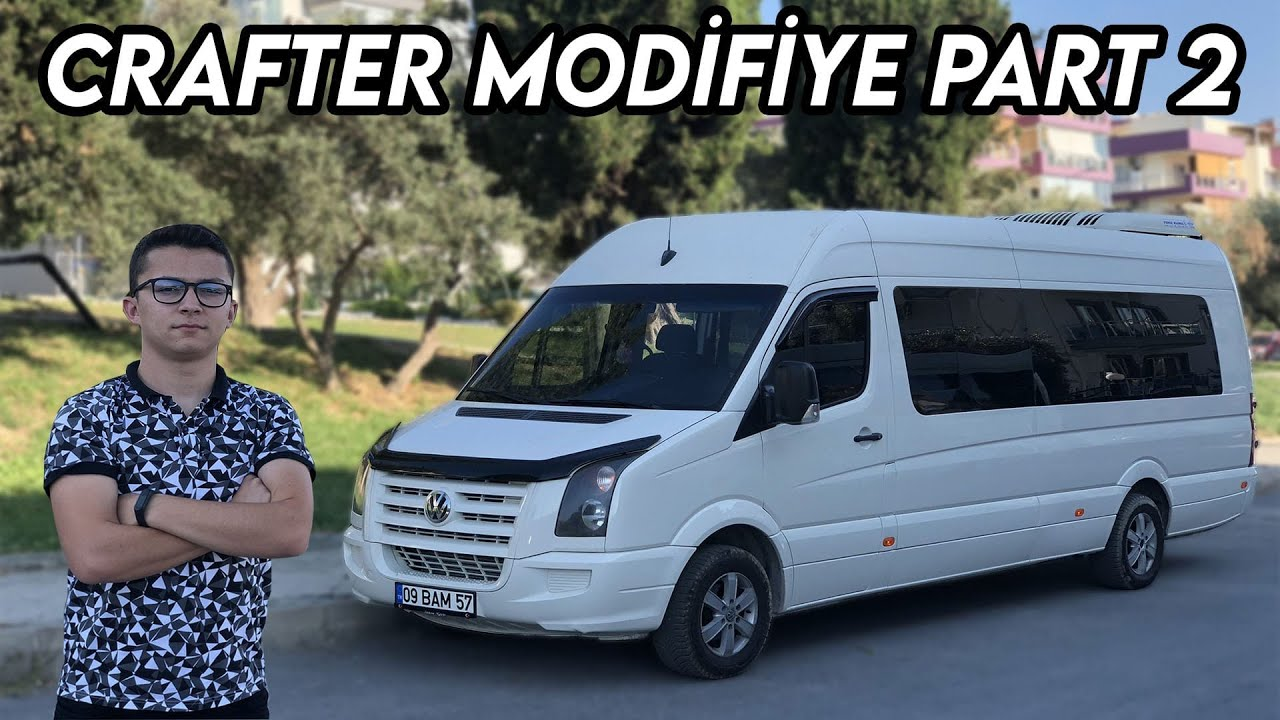 CRAFTER MODİFİYE  PART #2