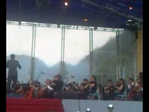 Haulien taruko music festival