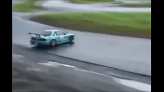 Funny Drifting Fail Compilation (Car Drift Fails) - DDOF