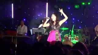 Ca Sĩ Lam Anh - Westend Reception Sunshine Friday 12.12.2014