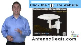 Outdoor Lava hd8008 omni-directional Antenna review | hd8008 omni-directional outdoor antenna