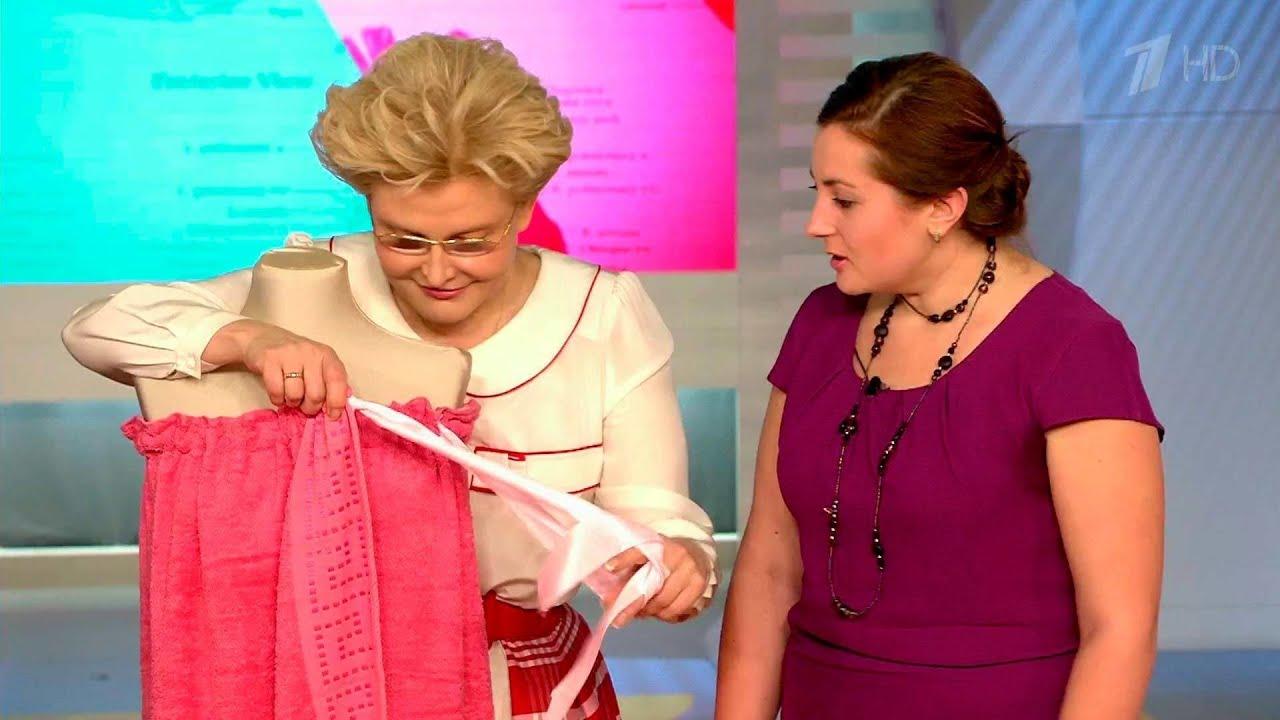 Жить здорово! Необычное использование полотенца. (28.11.2013)