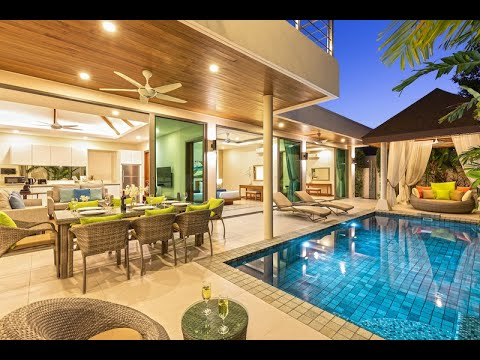 Pool villa 3 Bedrooms for sale located in Rawai, Phuket Thailand