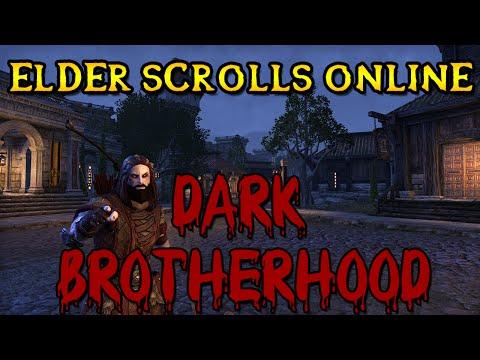 BLADE OF WOE (Elder Scrolls Online Dark Brotherhood DLC) - Part 1