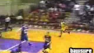 Dajuan wagner 100 points game highlight by ballislife.com