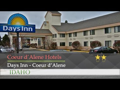 Days Inn - Coeur d'Alene - Coeur d'Alene Hotels, Idaho