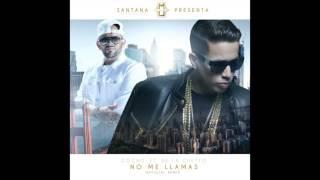 Gocho Feat De La Ghetto - No Me Llamas Remix