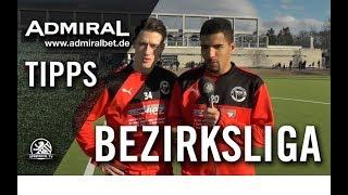 ADMIRAL-Tipps mit Lionel Krampah und Louis Herfurth (TSV Mariendorf 1897 II) - 16. Spieltag, BZL