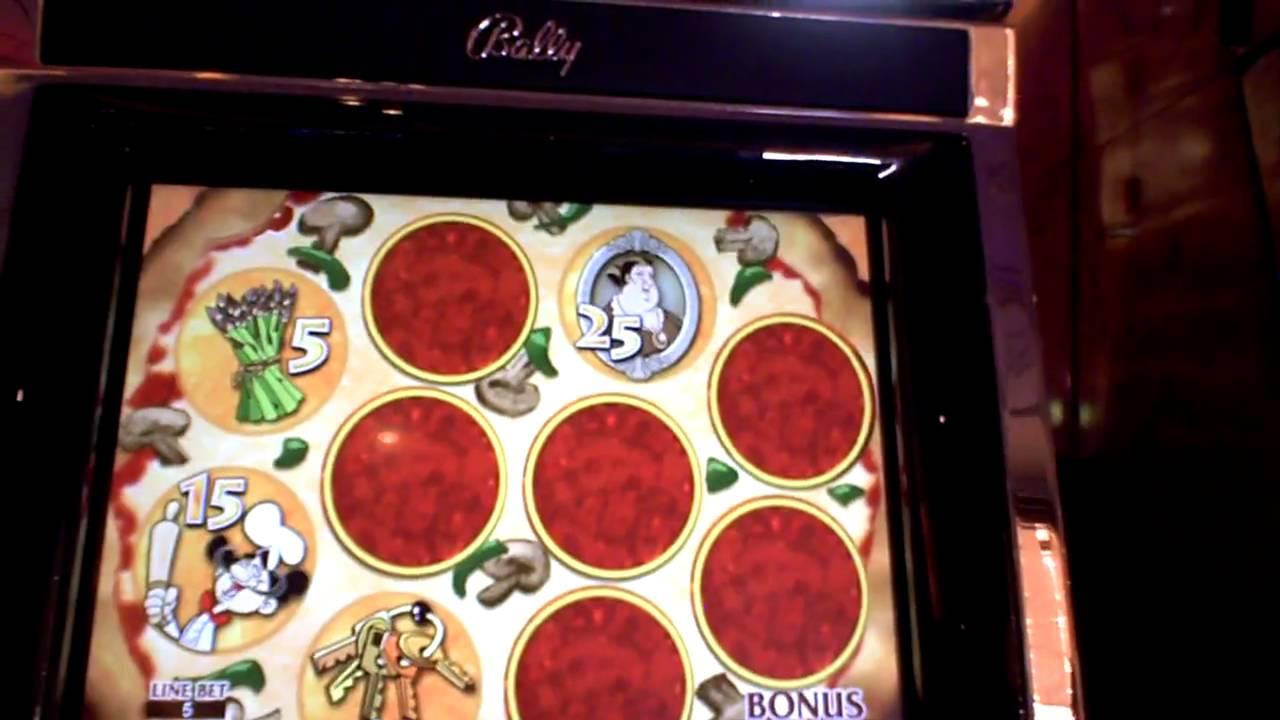 Luigi s pizza slot machine free download software casino game