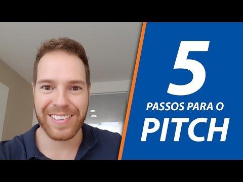 5 passos para fazer um Pitch de excelência