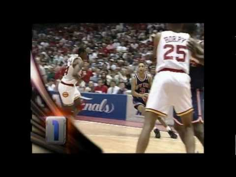 Top 10 Plays from the 1994 NBA Finals