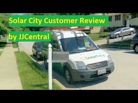 Solar City - Start to Finish Detailed Review - Customer Experience Video Part 1
