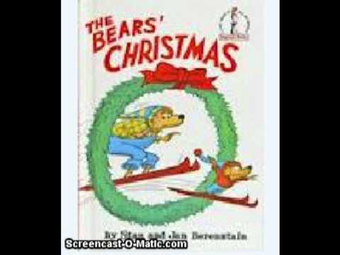 The Bears' Christmas by stan and jan berenstain - YouTube