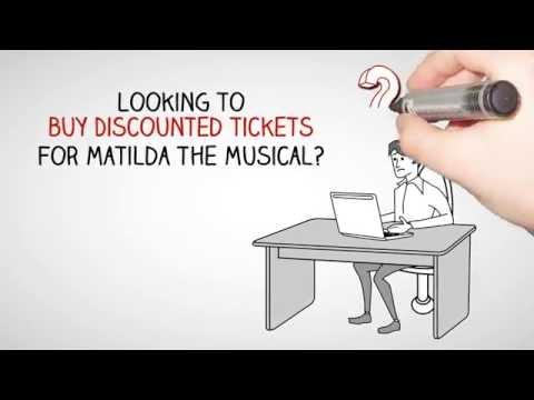 Matilda The Musical Discount Tickets New York