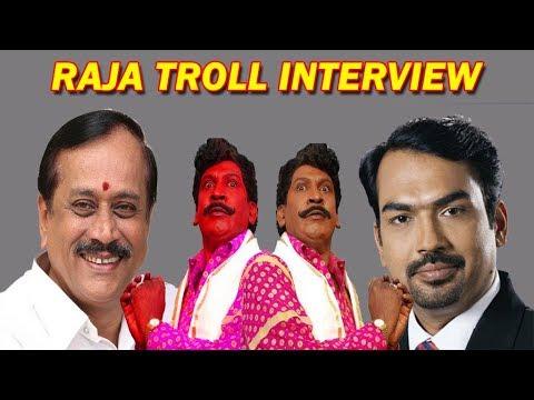 H Raja Interview