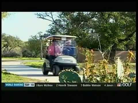 Ginella's Journey to San Antonio on the Golf Channel