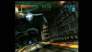 Tunnel B-1 PlayStation Gameplay - Tunnel B1 movie_1997_12_17