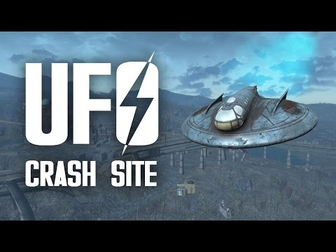 The Full Story of the UFO Crash Site, the Alien Blaster, and the Garbled Radio Beacon in Fallout 4