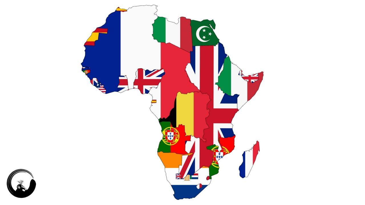 Mine european domination in africa