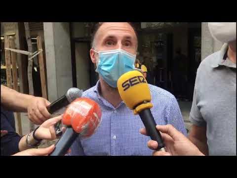 Jácome da por roto el pacto en la Diputación