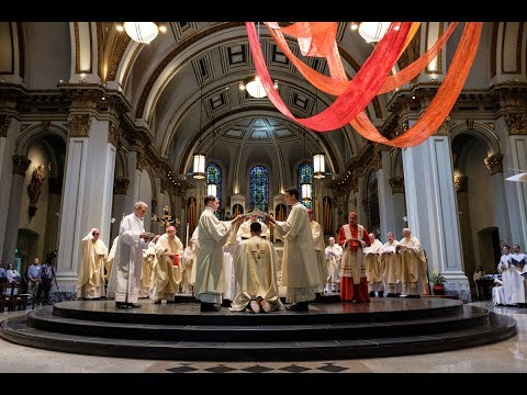 Ordination of Bishop Mueggenborg
