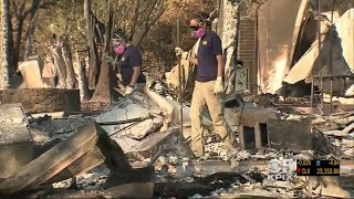 County Reminds Residents To Arrange Fire Clean-Up By Approved Contractors Due To Toxic Ash